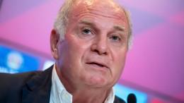 DFB-Präsident erwartet Hoeneß-Anruf