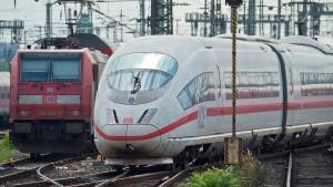 Warum es 20 Jahre bis zum ersten Zug dauert