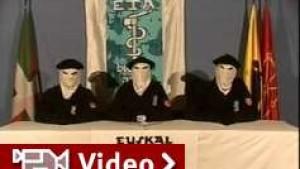 """Baskische Terroristen verkünden """"Waffenstillstand"""""""