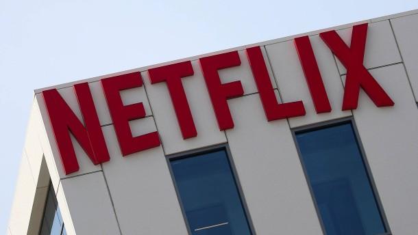 Neue Konkurrenz belastet Netflix