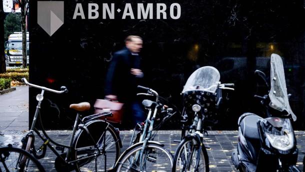 Niederländische Banken büßen für sündige Kunden