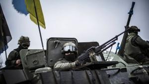Amerikanische Waffen für Kiew?
