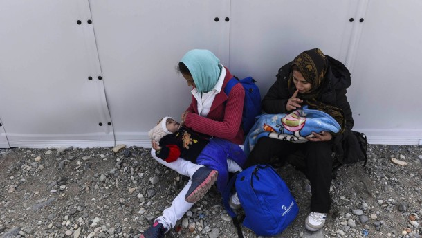 Industriestaaten geben Milliarden für Flüchtlinge