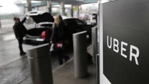 Uber schreibt weiterhin rote Zahlen