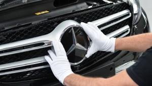 Mercedes wächst mit Kompaktwagen
