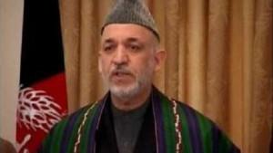Karzai kündigt Kampf gegen Korruption an