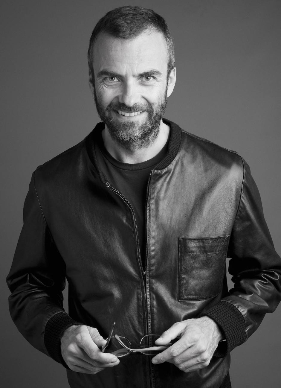 Robert Stadler studierte Design in Mailand und Paris.