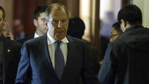 Russland verkündet Einigung, Gespräche gehen weiter