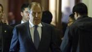 Russland verkündet Einigung, Amerikaner widersprechen