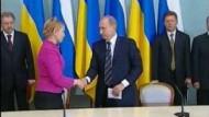 Moskau und Kiew legen Gasstreit bei