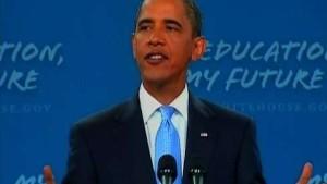 Obama in der Kommunikationskrise