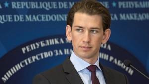 Österreichs Außenminister fordert schlagkräftigere EU