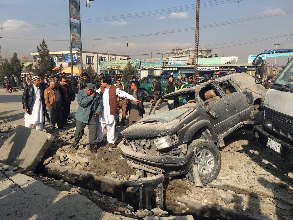 Brief Nach Afghanistan : Bild zu fünf spd länder setzen abschiebungen nach