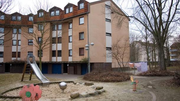 Soziale Stadt  - Hattersheim wurde als eine der ersten Städte in das Programm aufgenommen.