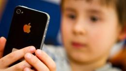 Oberlandesgericht erlaubt Kind Nutzung von Smartphone