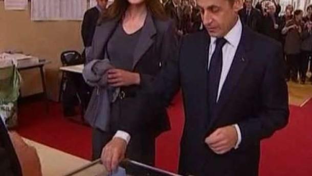 Niederlage für Sarkozy