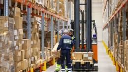 Kein Online-Shopping ohne Logistikzentren