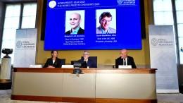 Chemie-Nobelpreis für Deutschen Benjamin List