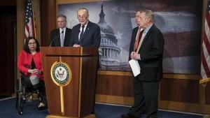 Senat will Befugnisse von Trump einschränken