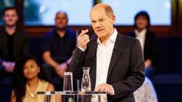 """Scholz: Union soll sich """"jetzt mal in der Opposition erholen"""""""
