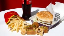 Wie Körper und Gehirn unter Pizza, Burger und Co. leiden