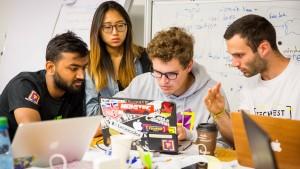 Wo sind die deutschen Hightech-Gründer?