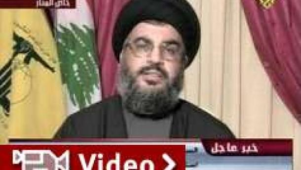 Hizbullah droht mit Angriff auf Tel Aviv