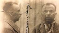 """Hausherr der """"Mordhütt"""": Friedrich Baumgarten soll 1930 seine Frau Stara ermordet haben."""