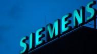 Viel Geld für Siemens: Über 300 Millionen Euro Fördermittel vom Bund gingen an den Konzern.