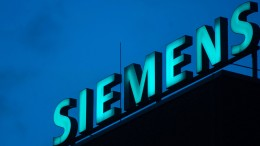Siemens kassiert viele Millionen vom Staat