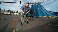Circus Alberti in Wiesbaden: Zirkusspaß mit Hygienekonzept