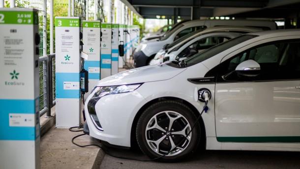 Eon investiert für E-Mobilität 2,5 Milliarden Euro in Stromnetz