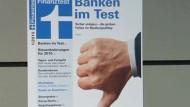 Stiftung Warentest bemängelt Bankenberatung
