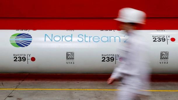 Manche Nord-Stream-2-Kritiker sind Putins Partner