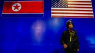 Spannung vor dem Gipfel: Kim und Trump treffen in Hanoi aufeinander.