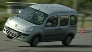 Der Renault Kangoo wackelt bedenklich