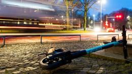Montréal zieht E-Scooter aus dem Verkehr