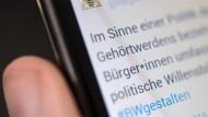 Wort mit Sternchen: Wird gendergerechte Sprache in Deutschland überhaupt genutzt?