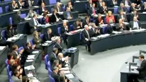 Bundestag debattiert über 50-Milliarden-Euro-Paket