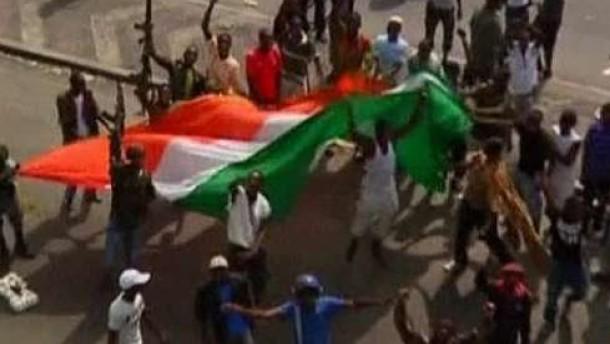 """Ouattara: """"Ära der Hoffnung"""""""