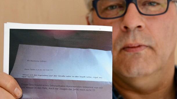 Früheres AfD-Mitglied bestreitet Psychoterror-Kampagne