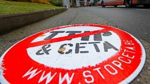 Vorentscheid über Ceta
