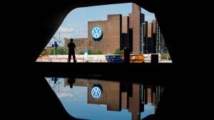 Erster Großkunde verklagt VW in Abgasaffäre