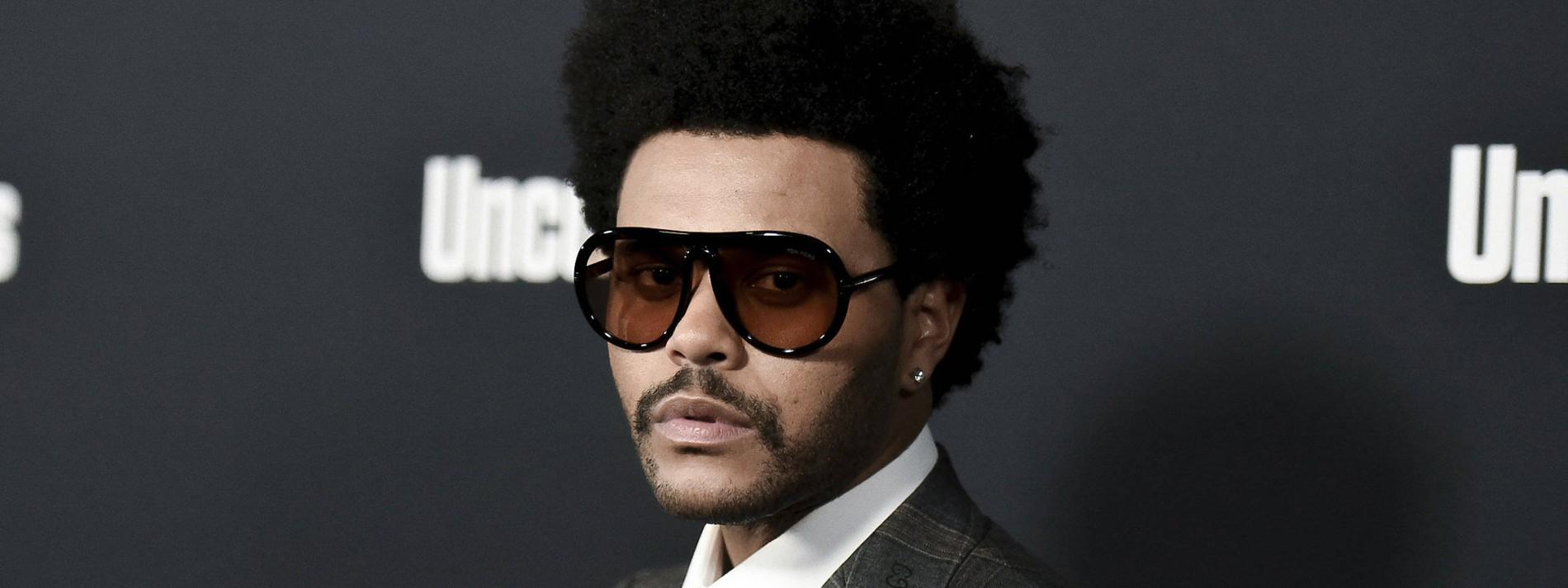 The Weeknd wettert gegen die Grammys
