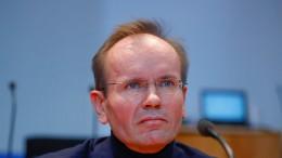 Ex-Wirecard-Chef sieht kein unlauteres Verhalten von Aufsicht und Politik