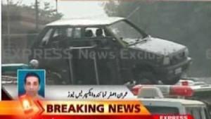 Abermals Anschlag in Rawalpindi