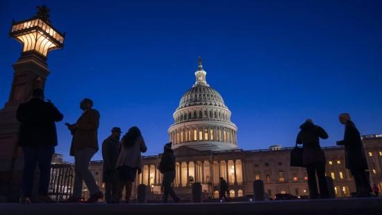 Senat und Weißes Haus einigen sich auf Corona-Hilfspaket