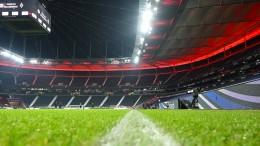 Eintracht darf nur vor 5000 Fans spielen