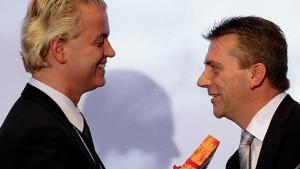 Justizministerin greift Geert Wilders an