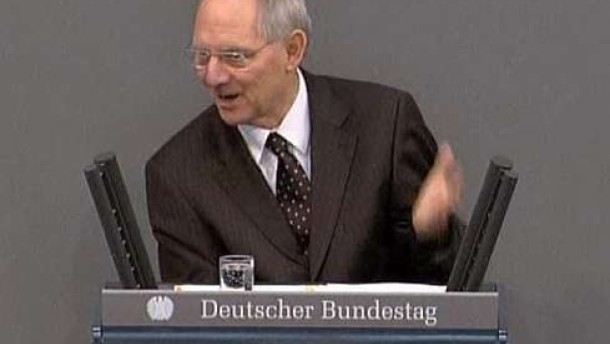 """Opposition rügt """"finanzpolitische Geisterfahrt"""""""